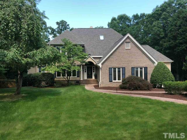 864 Pinehurst Drive, Chapel Hill, NC 27517 (#2237563) :: The Perry Group
