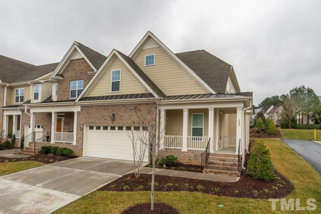 592 Sydney Harbour Pointe, Wake Forest, NC 27587 (#2237593) :: The Jim Allen Group