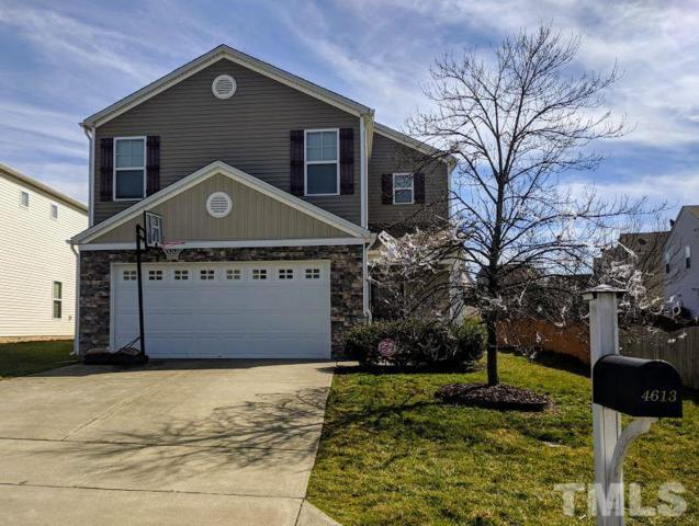 4613 Sir Barton Drive, Knightdale, NC 27545 (#2237598) :: The Jim Allen Group