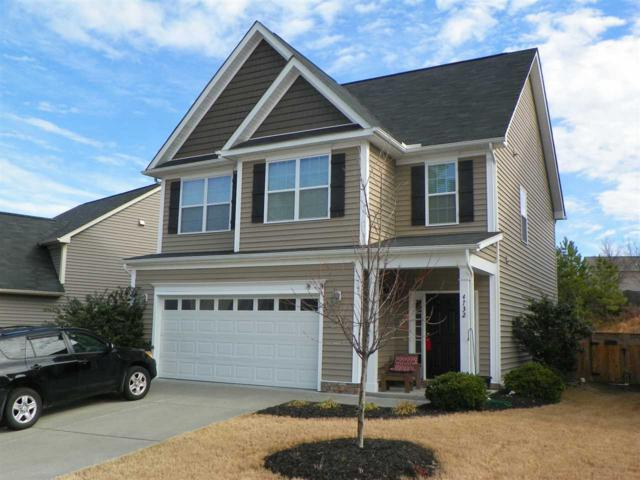 4732 Smarty Jones Drive, Knightdale, NC 27545 (#2237677) :: The Jim Allen Group