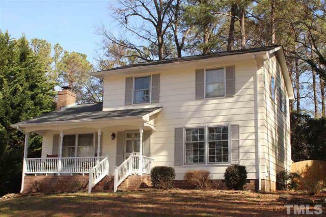 6104 Ballou Court, Raleigh, NC 27609 (#2237800) :: Raleigh Cary Realty