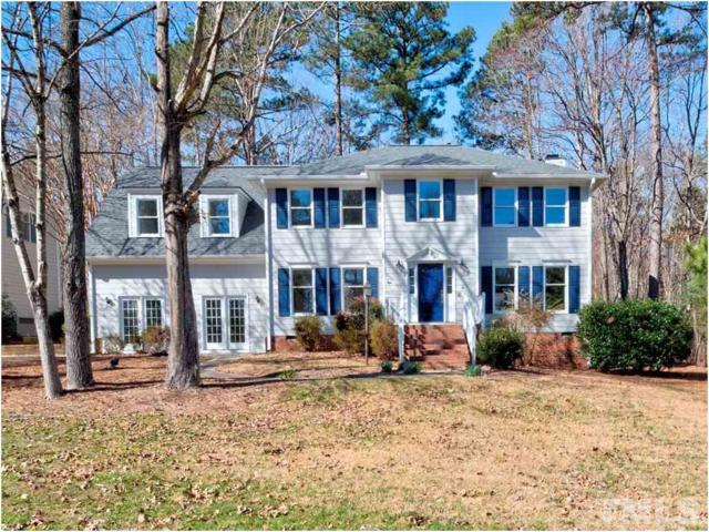 100 Heathridge Lane, Cary, NC 27513 (#2237804) :: The Perry Group