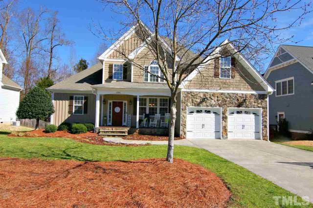 1301 NE Clatter Avenue, Wake Forest, NC 27587 (#2237808) :: The Jim Allen Group