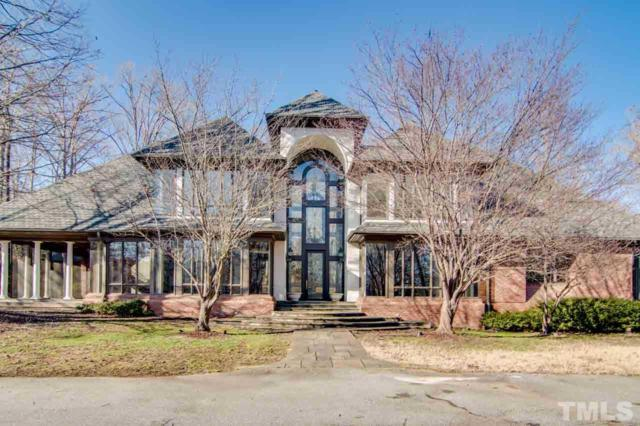 2421 Vintage Hill Drive, Durham, NC 27712 (#2237811) :: M&J Realty Group