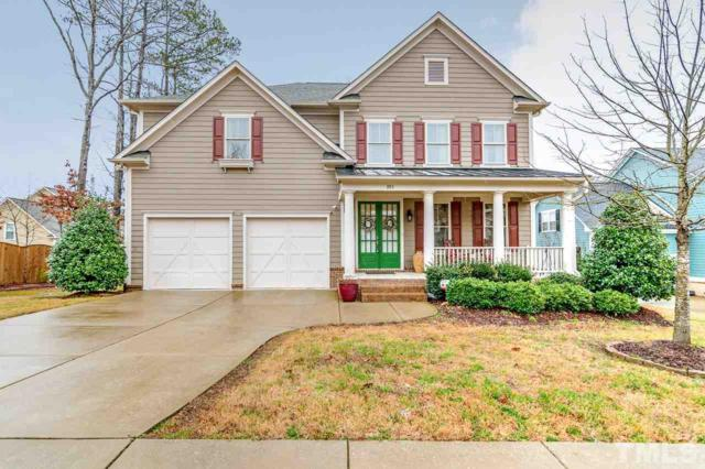 305 Larkhaven Place, Apex, NC 27539 (#2237814) :: Raleigh Cary Realty