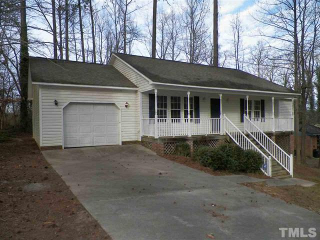416 Cloverdale Drive, Clayton, NC 27520 (#2237822) :: The Jim Allen Group