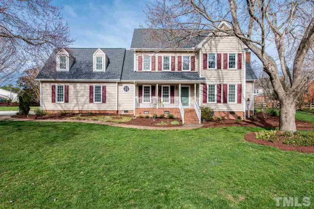 4604 Thane Court, Apex, NC 27539 (#2237840) :: The Perry Group