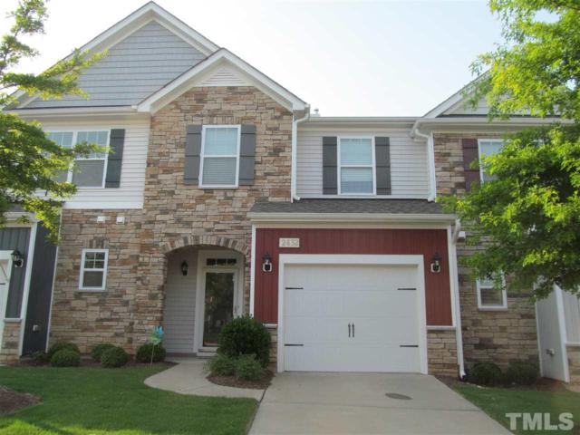 2432 Swans Rest Way, Raleigh, NC 27606 (#2237850) :: Marti Hampton Team - Re/Max One Realty