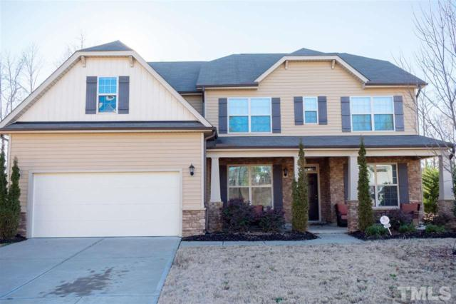 4949 Stonewood Pines Drive, Knightdale, NC 27545 (#2237912) :: The Jim Allen Group