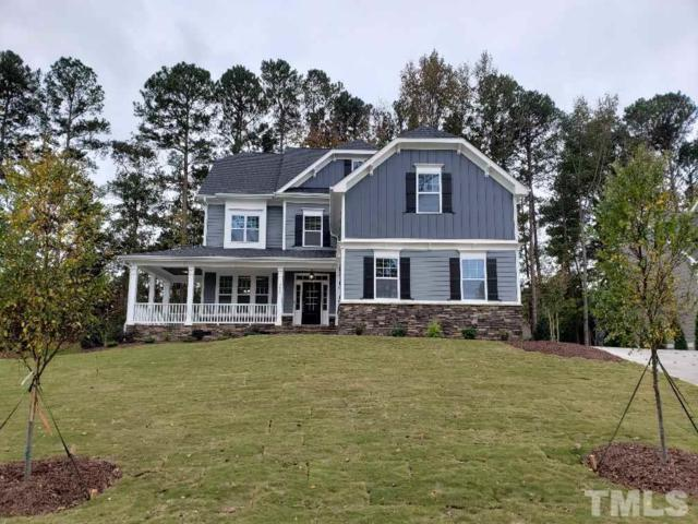 1316 Commons Ford Place, Apex, NC 27539 (#2237914) :: Raleigh Cary Realty