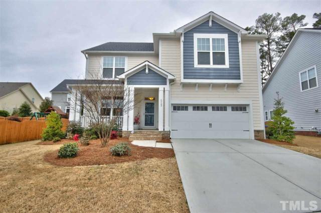 513 Nightingale Court, Wake Forest, NC 27587 (#2237918) :: The Jim Allen Group