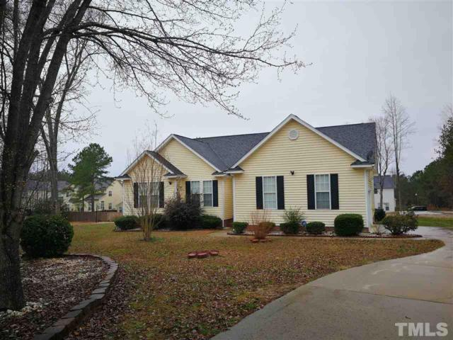 1304 Windy Field Circle, Knightdale, NC 27545 (#2237935) :: The Jim Allen Group