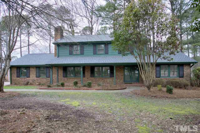 207 Briarcliff Lane, Cary, NC 27511 (#2237938) :: The Jim Allen Group