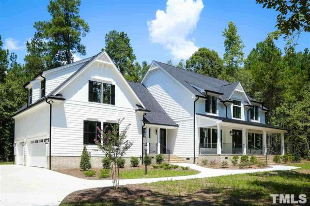304 Canyon Creek Way, Apex, NC 27502 (#2237969) :: The Perry Group