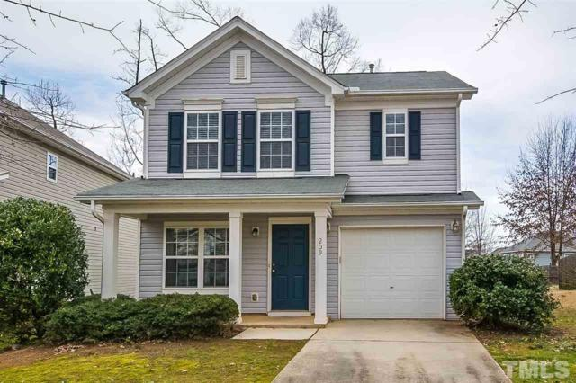 209 Trayesan Drive, Holly Springs, NC 27540 (#2237980) :: Raleigh Cary Realty