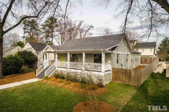 2704 Peachtree Street, Raleigh, NC 27608 (#2237982) :: The Jim Allen Group