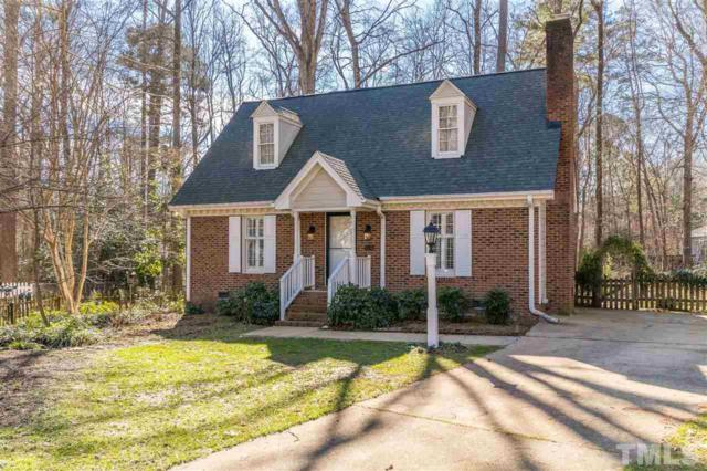 1210 Indian Trail, Apex, NC 27502 (#2237985) :: The Jim Allen Group