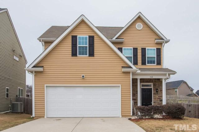 408 Hardaway Point, Clayton, NC 27527 (#2237992) :: Marti Hampton Team - Re/Max One Realty