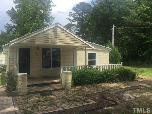 964 Thompson Chapel Road, Wilson, NC 27896 (#2237994) :: The Jim Allen Group