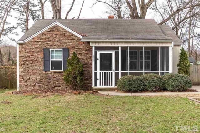 116 Plainview Avenue, Raleigh, NC 27604 (#2238065) :: Marti Hampton Team - Re/Max One Realty