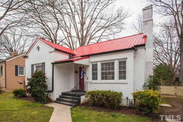 605 Dixie Trail, Raleigh, NC 27607 (#2238076) :: The Results Team, LLC