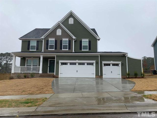 121 Ashland Hill Drive, Holly Springs, NC 27540 (#2238106) :: Raleigh Cary Realty