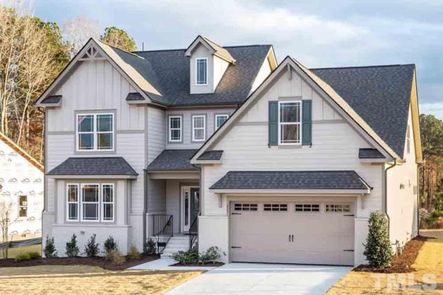 813 Copper Beech Lane, Wake Forest, NC 27587 (#2238168) :: Raleigh Cary Realty