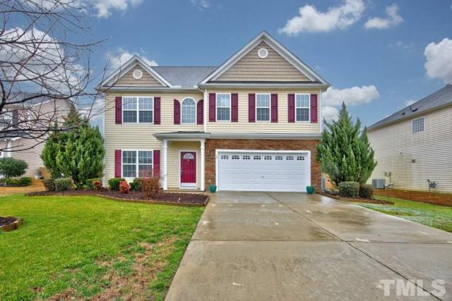 12 Drexel Court, Clayton, NC 27520 (#2238172) :: The Perry Group