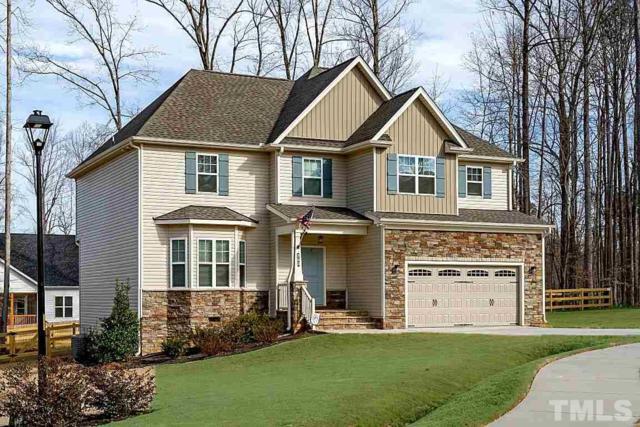 203 Petal Grove Court, Youngsville, NC 27596 (#2238228) :: Morgan Womble Group