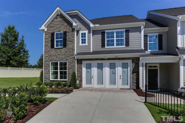 1003 Hero Place #01, Morrisville, NC 27560 (#2238237) :: Raleigh Cary Realty