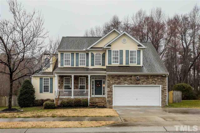 414 Magnolia View Lane, Rolesville, NC 27571 (#2238299) :: Morgan Womble Group
