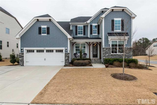 1743 Pershore Drive, Apex, NC 27502 (#2238300) :: The Perry Group