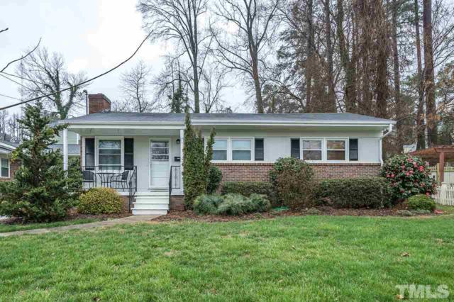 806 Edmund Street, Raleigh, NC 27604 (#2238304) :: Marti Hampton Team - Re/Max One Realty