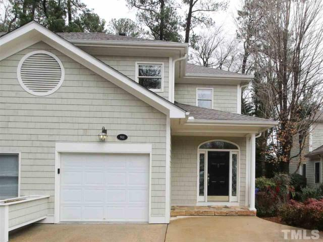 911 N Columbia Place, Chapel Hill, NC 27516 (#2238312) :: The Results Team, LLC