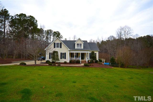 180 Highview Drive, Youngsville, NC 27596 (#2238333) :: Morgan Womble Group