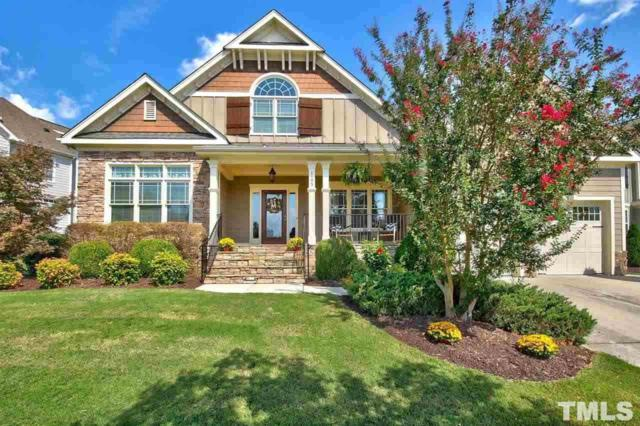 1105 Heritage Hills Way, Wake Forest, NC 27587 (#2238353) :: The Beth Hines Team