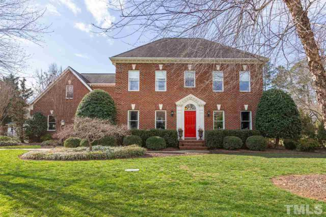 105 Old Charleston Drive, Elon, NC 27244 (#2238369) :: The Perry Group