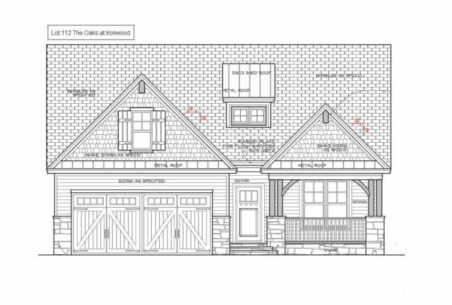 3828 Watermark Drive Lot 112, Franklinton, NC 27525 (#2238370) :: The Perry Group