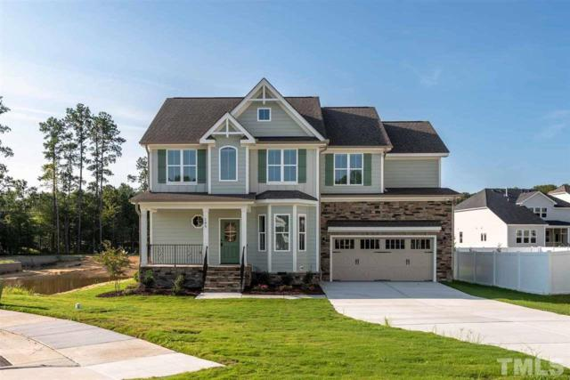 5512 Bashor Drive, Raleigh, NC 27604 (#2238412) :: Marti Hampton Team - Re/Max One Realty