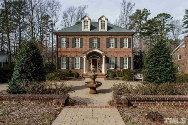 2109 Ridge Road, Raleigh, NC 27607 (#2238423) :: Marti Hampton Team - Re/Max One Realty