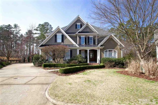 803 Middlefield Hill Court, Cary, NC 27519 (#2238424) :: The Perry Group