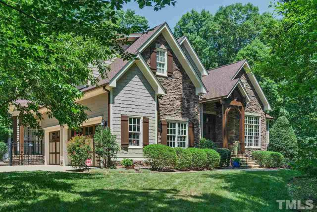 178 Windfall Creek Drive, Chapel Hill, NC 27517 (#2238537) :: Marti Hampton Team - Re/Max One Realty