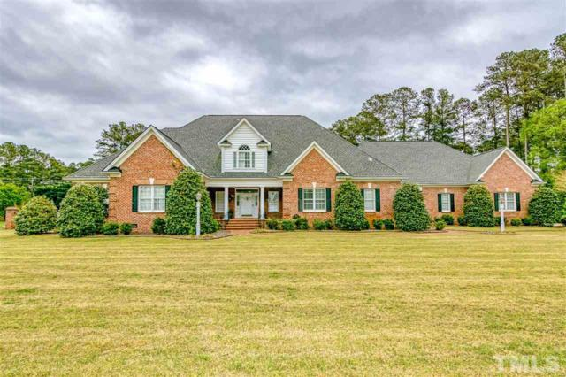 3821 Mansfield Drive, Rocky Mount, NC 27804 (#2238646) :: The Perry Group