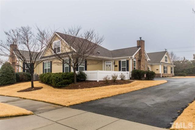 1531 Orchard Villas Avenue #1531, Apex, NC 27502 (#2238663) :: RE/MAX Real Estate Service