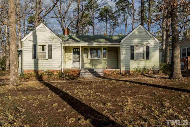530 W Chisholm Street, Sanford, NC 27330 (#2238709) :: The Perry Group