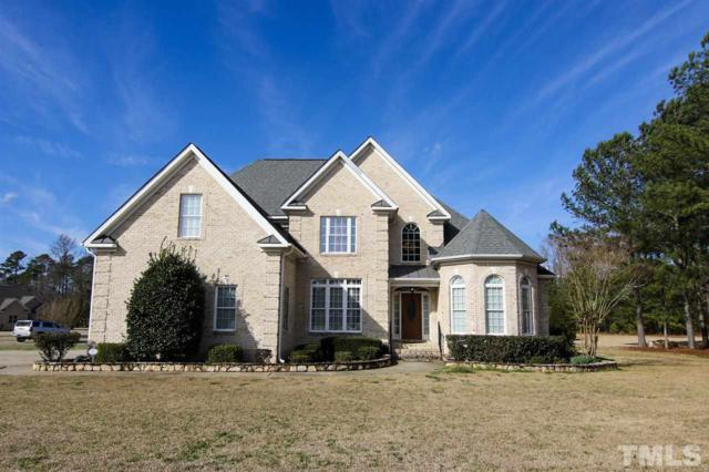 32 Fernbrook Circle, Princeton, NC 27569 (#2238718) :: Marti Hampton Team - Re/Max One Realty