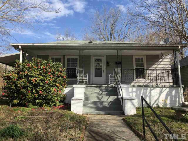 1207 E Martin Street, Raleigh, NC 27610 (#2238745) :: The Results Team, LLC