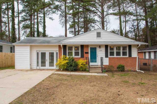 2115 Bellaire Avenue, Raleigh, NC 27608 (#2238752) :: Marti Hampton Team - Re/Max One Realty