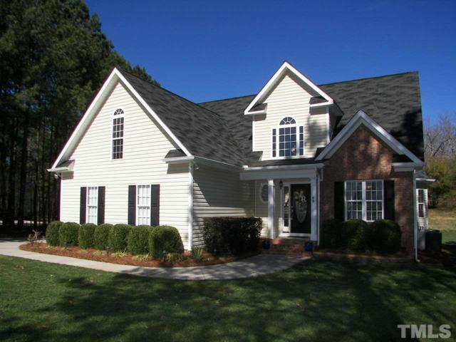 40 Madinah Court, Youngsville, NC 27596 (#2238787) :: Spotlight Realty
