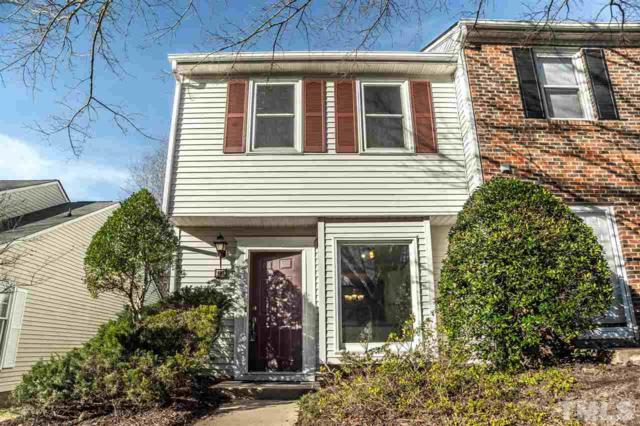 110 St Andrews Lane, Chapel Hill, NC 27517 (#2238796) :: Morgan Womble Group